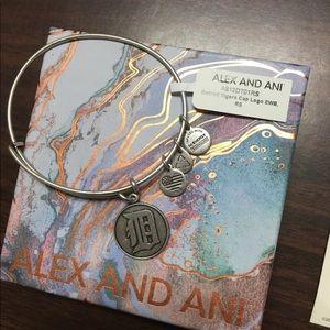 Alex and Ani Detroit Tigers Bracelet
